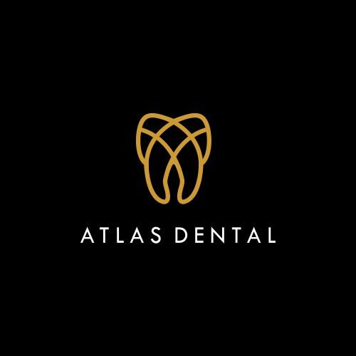 atlas + tooth