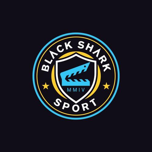 Black Shark Media Logo