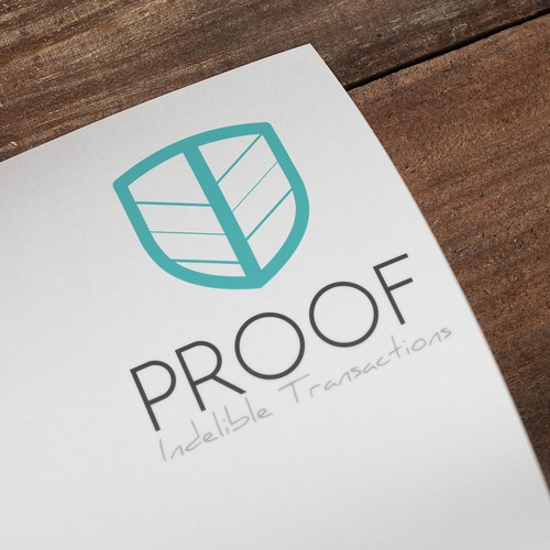 Proof logo
