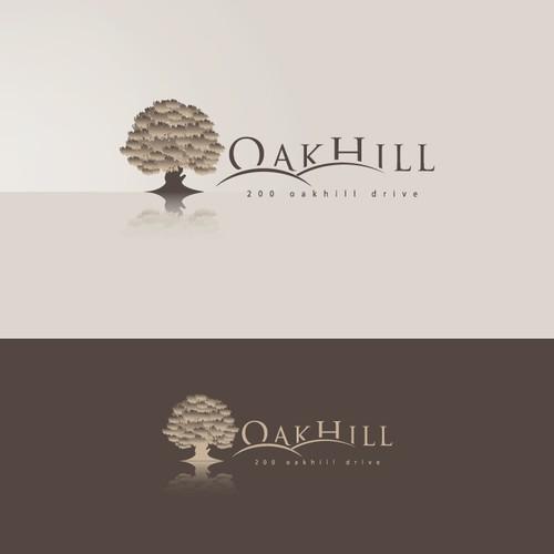 "DESIGN A LOGO FOR MY HOUSE  ""OAKHILL"""