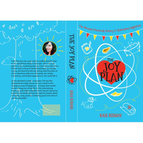 The Joy Plan - book cover