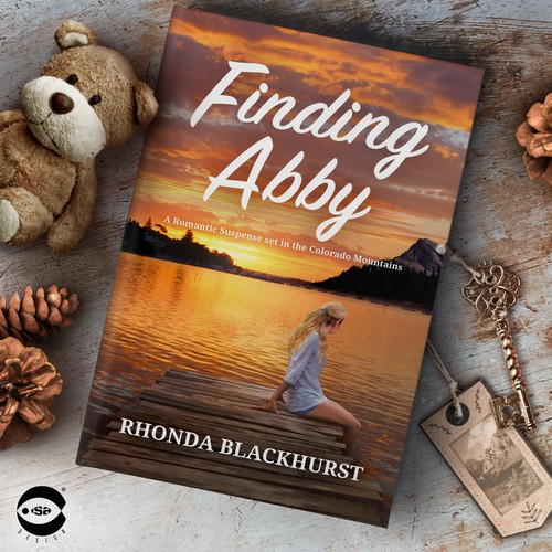 "Book cover for ""Finding Abby"" by Rhonda Blackhurst"