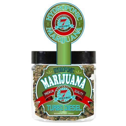 Marijuana Label