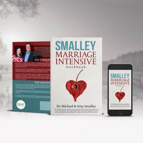 Book cover Smalley Marriage Intensive Workbook