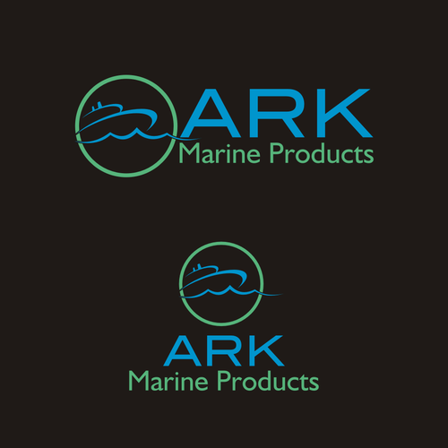 ARK Marine Products needs a new logo