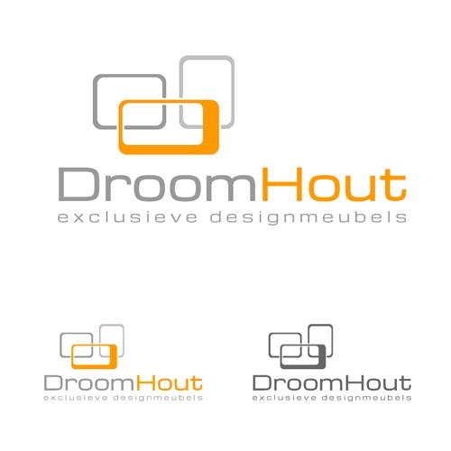 DroomHout heeft een nieuw logo nodig