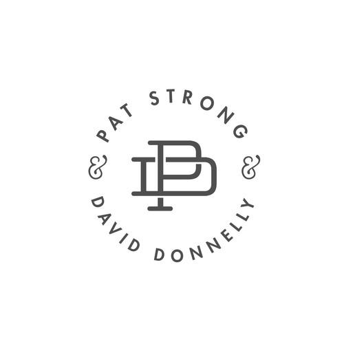 P&D monogram