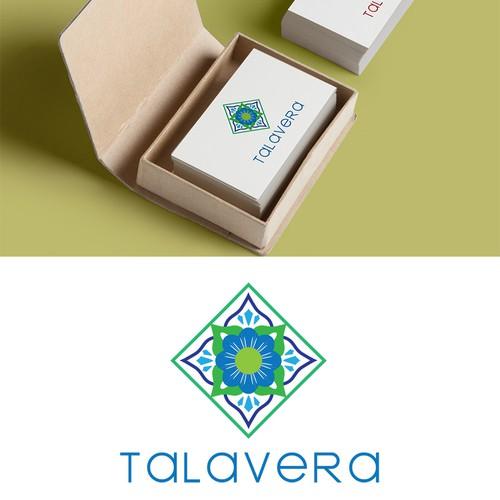Vibrant Logo for an Online Pottery Retailer