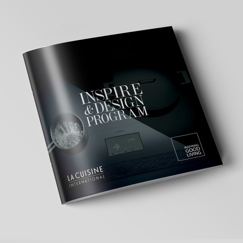 Booklet for Architects and Interior Designers