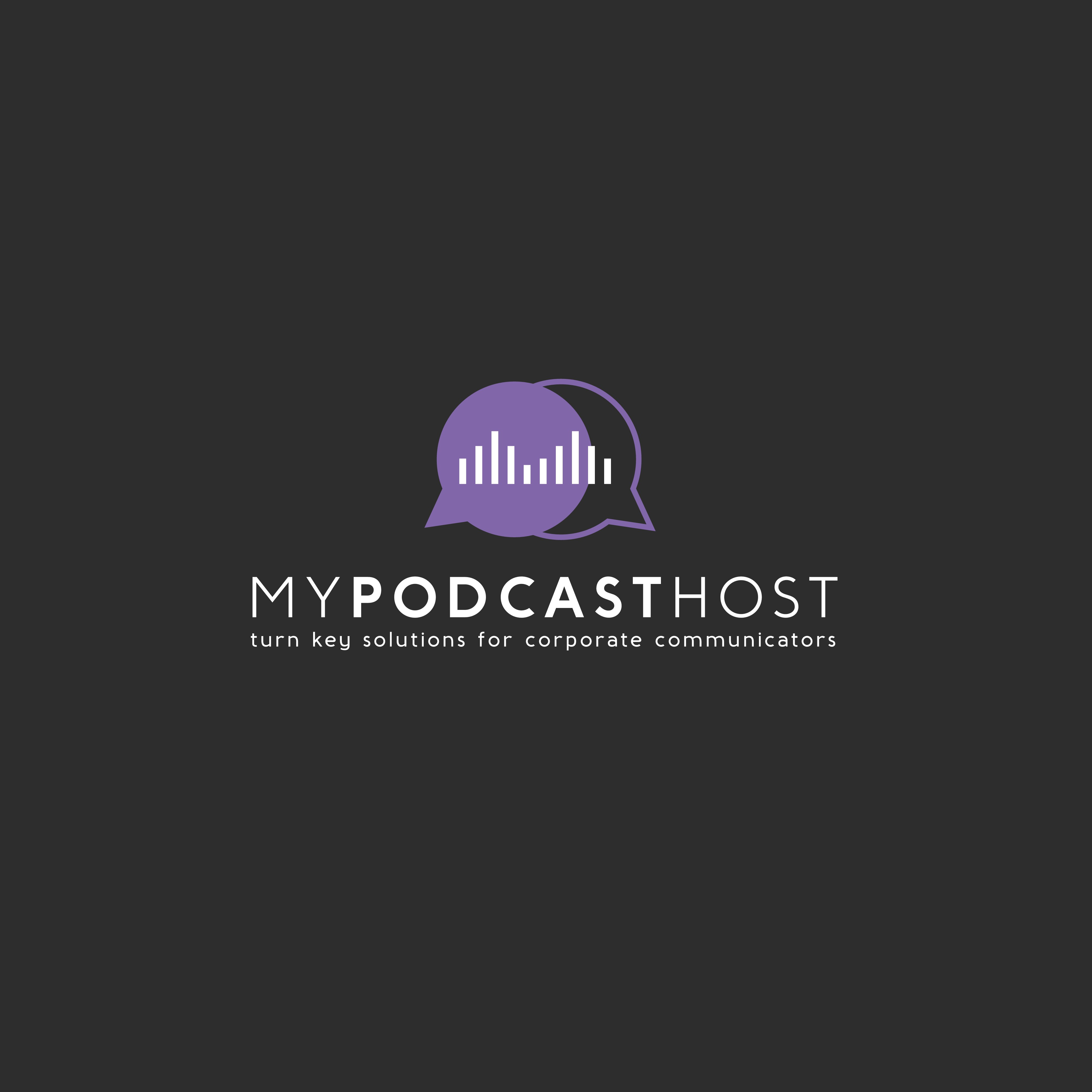 Logo opportunity: My Podcast Host