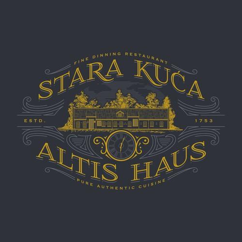 Stara Kuca Altis Haus