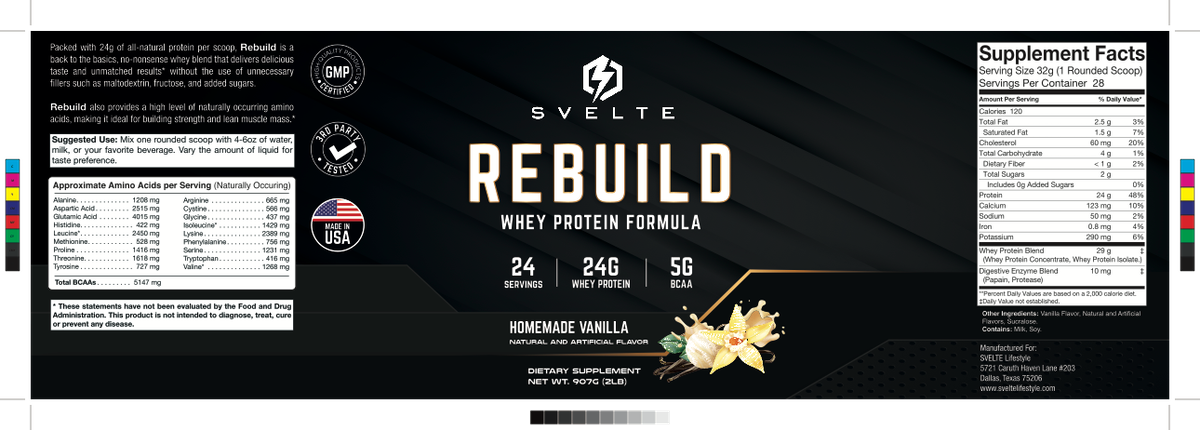 Design a sleek, simple and captivating label for up-and-coming supplement company