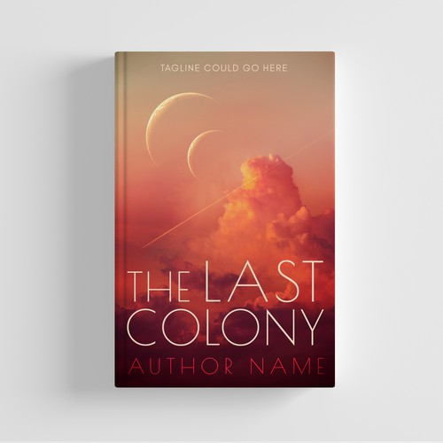 The Last Colony - Cover Design