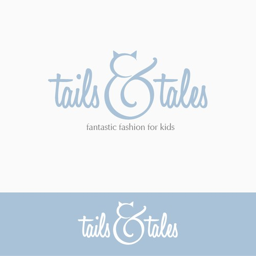 Do you believe in fairy tales?  Kids fashion brand is looking for a child-friendly logo.