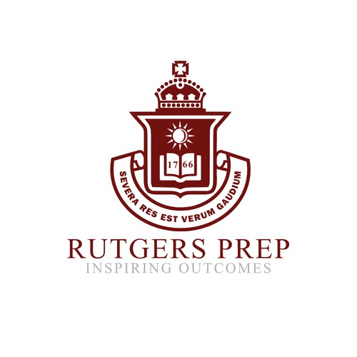 Logo update for Prep School