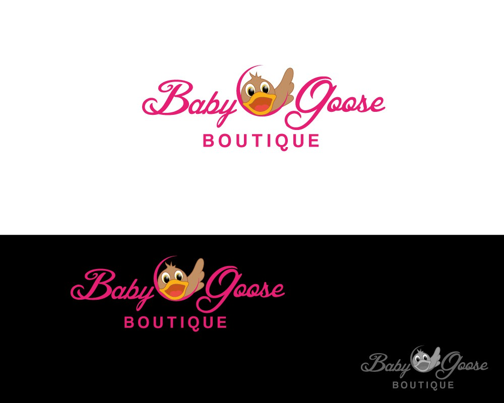 Baby Goose Boutique needs a new logo