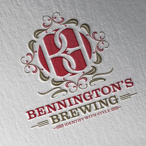 Bennington's Brewing Logo