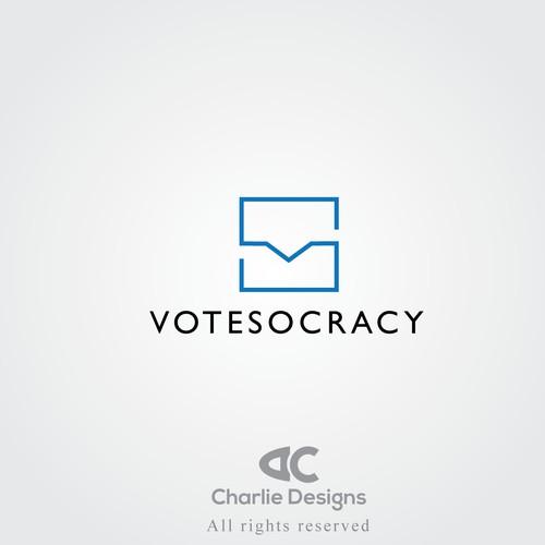 Voting App Logo.