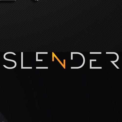 logo proposal for Slender