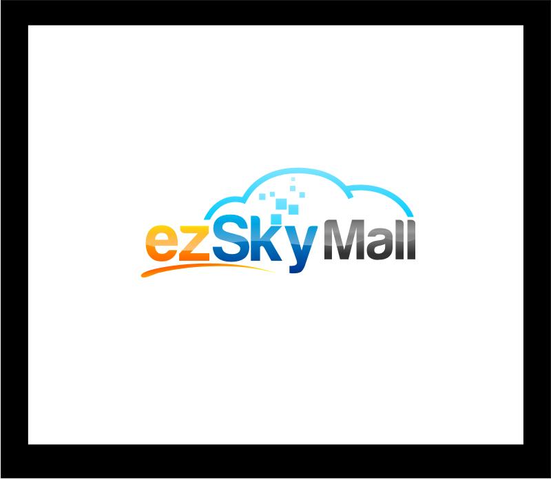 logo for ezSkyMall