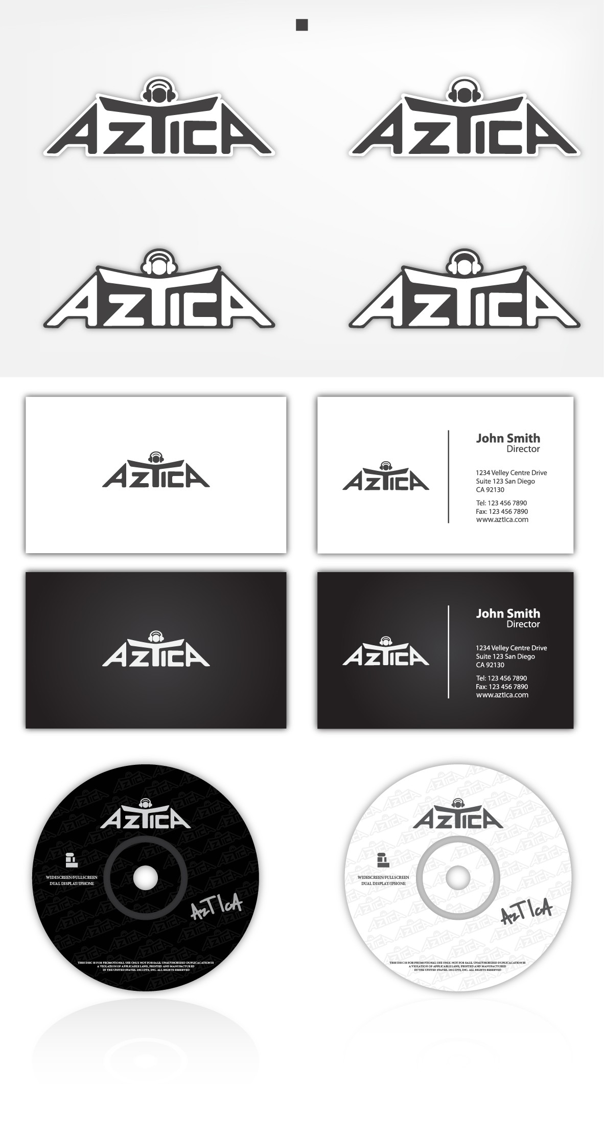 AzTIcA needs a new logo