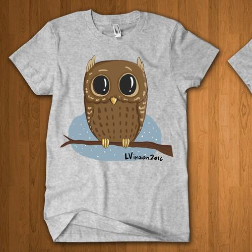 Cute Owl contest