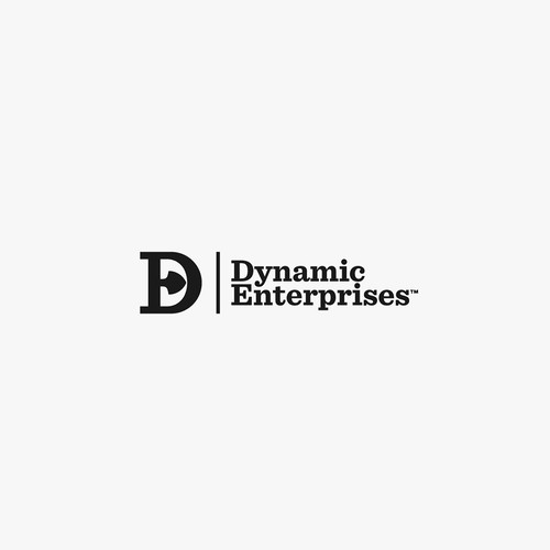 Unique Monogram Logo