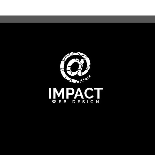 LOGO DESIGN - IMPACT WEB DESIGN AND HOSTING