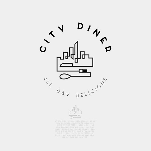 City diner