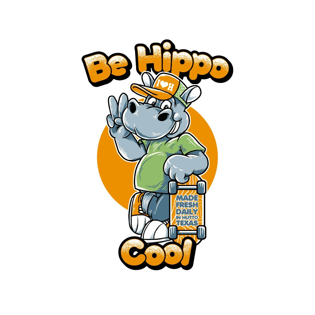 Be Hippo Proud