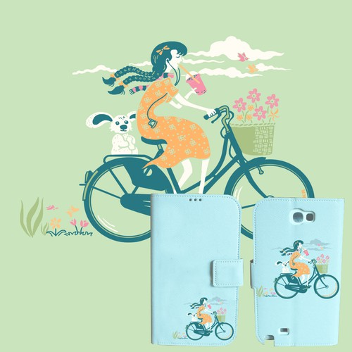 bycicle girls