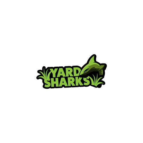 Yard Sharks Logo