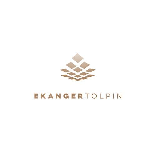 Logo proposal for Ekanger Tolpin - Architecture