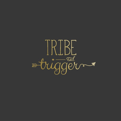 Logo Design for Tribe and Trigger