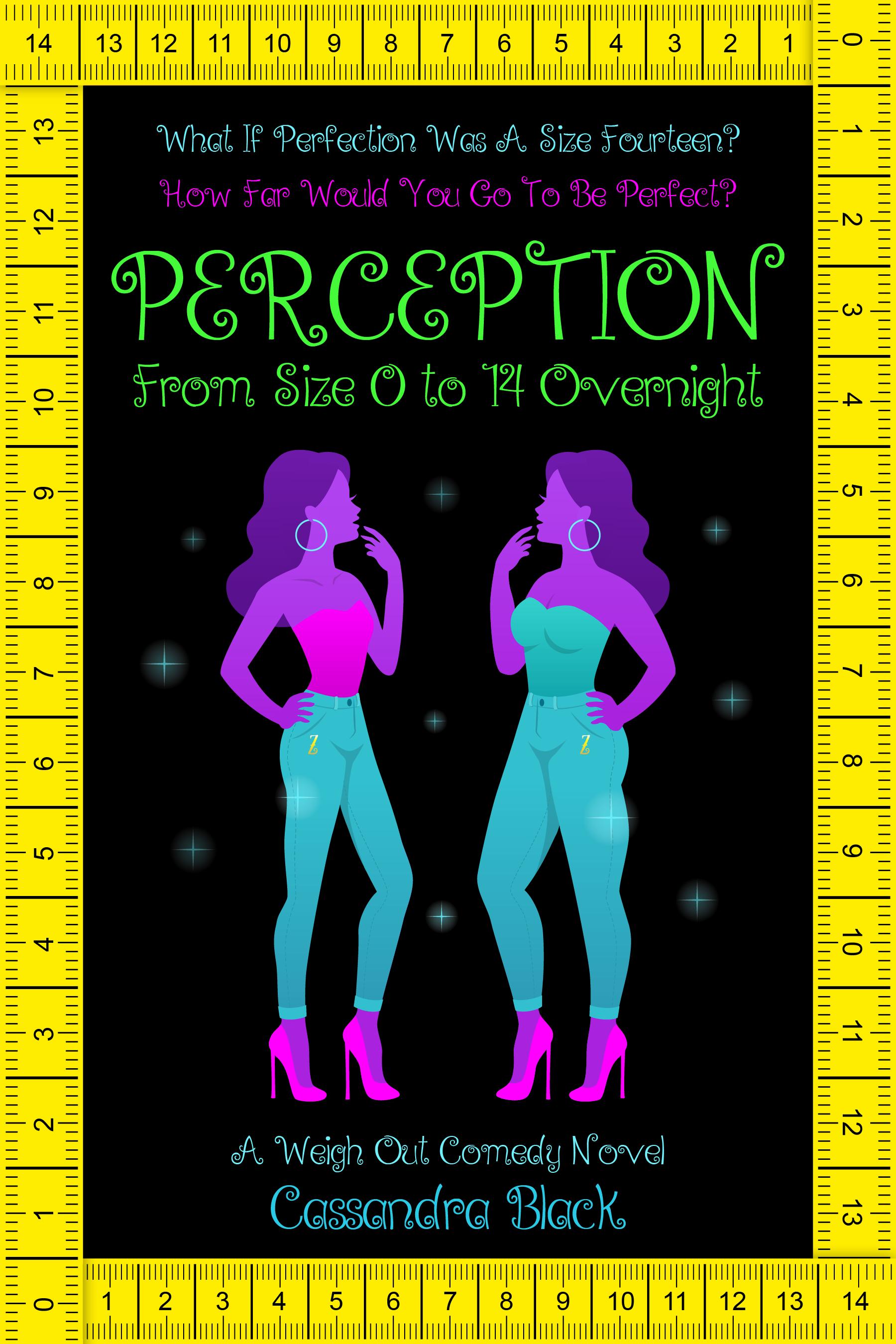 Female Comedy Book Cover