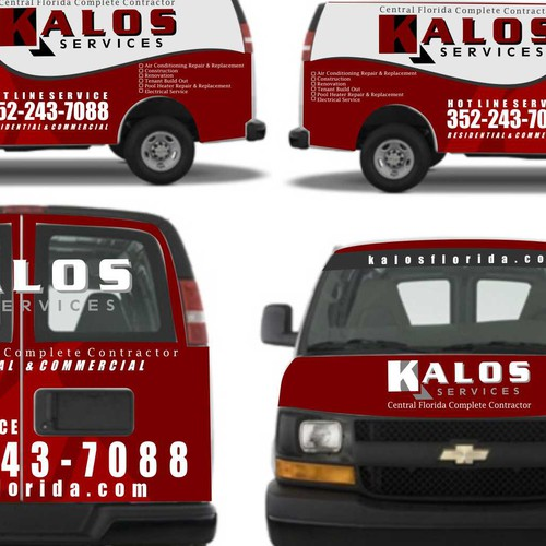 Car Wrap - KALOS