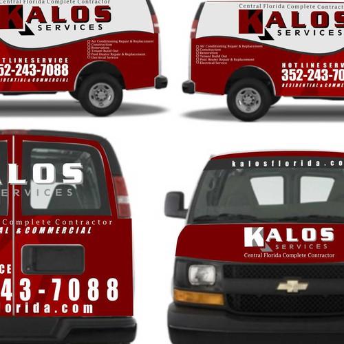Car Wrap - KALOS