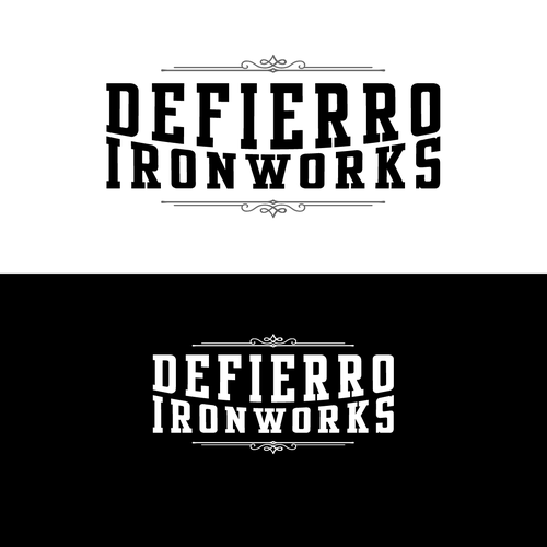 Strong simple logo