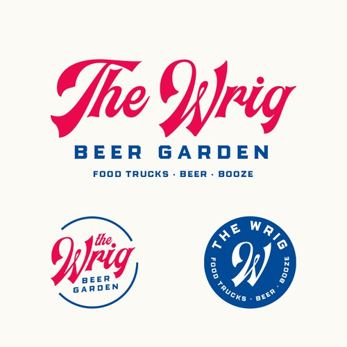 Logo for Chicago Beer Garden