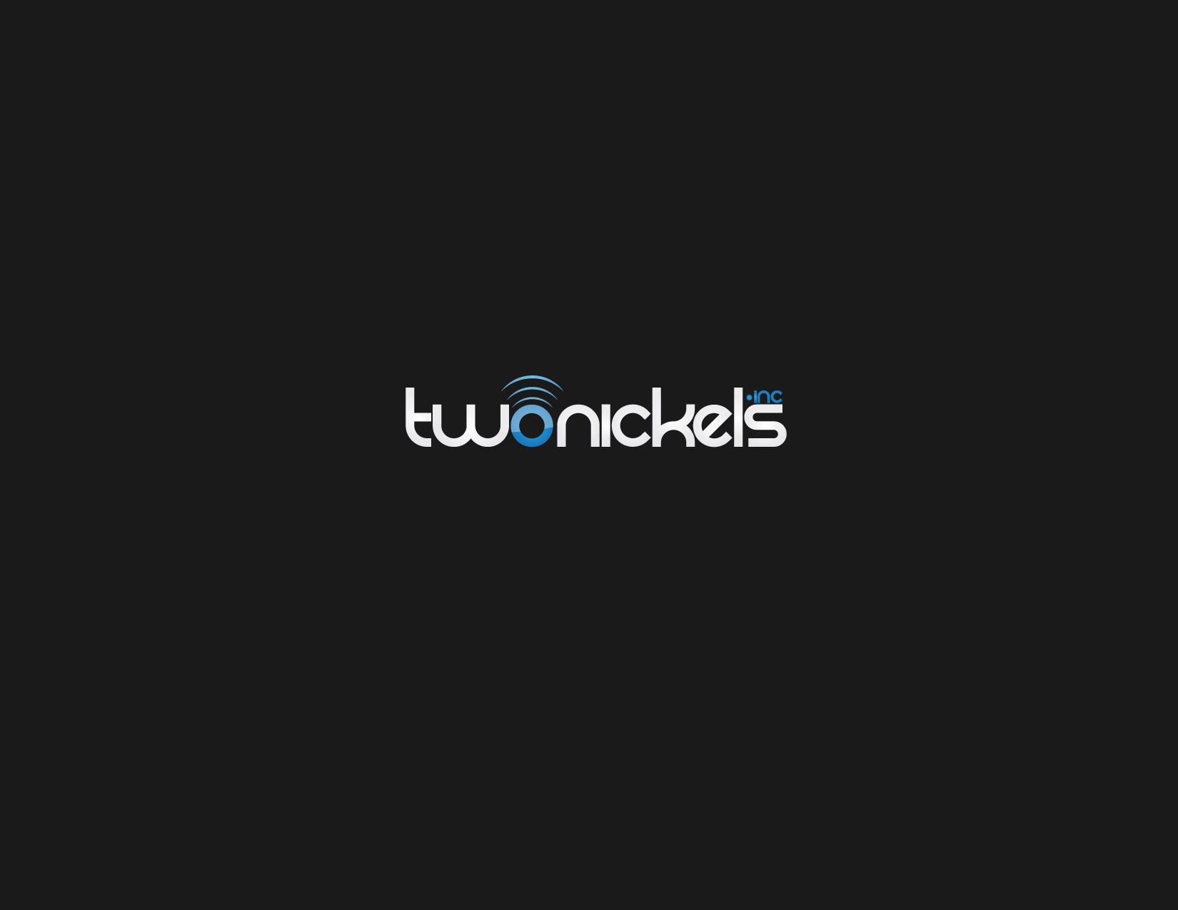 New logo wanted for Two NIckels, Inc.