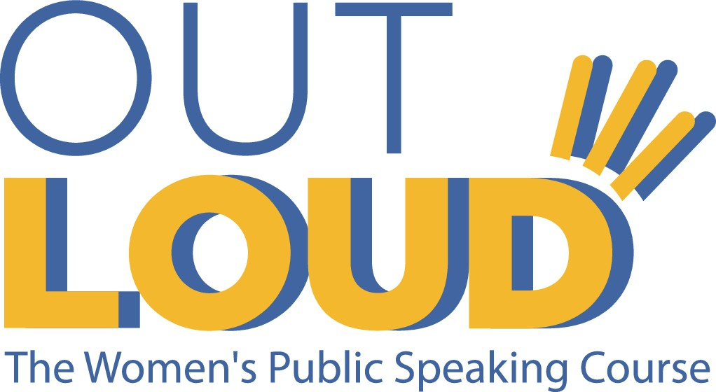 Logo for online program 'Out Loud' for Bold and Ambitious Female Entrepreneurs and CEO's