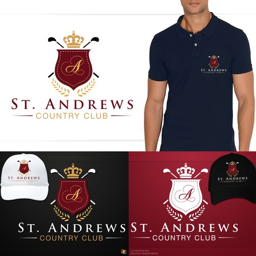 St. Andrews Country Club needs a new logo