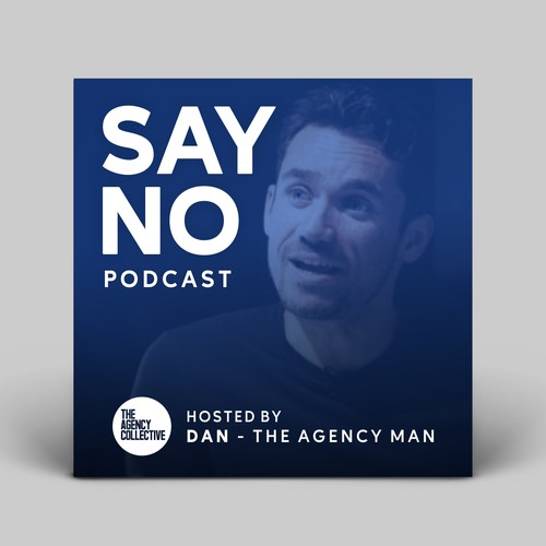 SAY NO PODCAST COVER