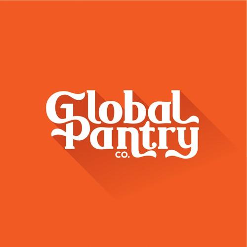 Logo concept fot Global Pantry Co.