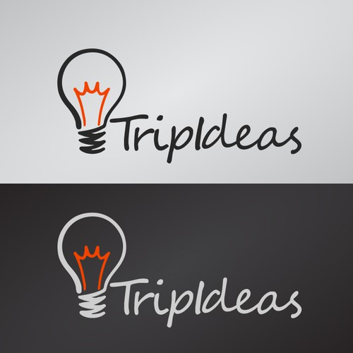 TripIdeas needs a new logo