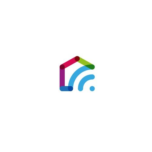 Logo Concept for Smart Home Solutions