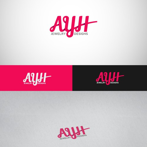 logo for AYH Jewelry Designs