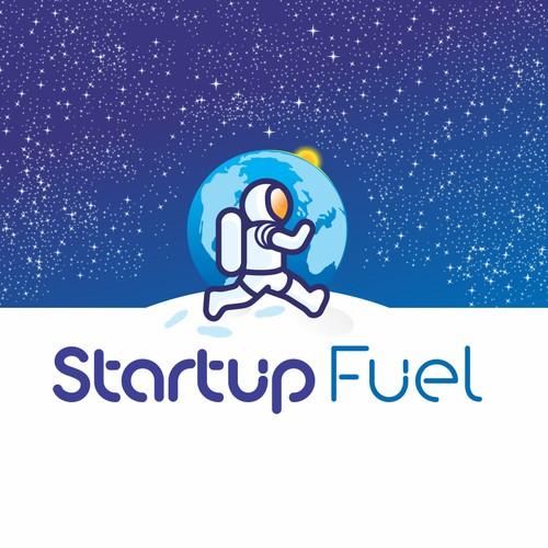 logo for startup fuel