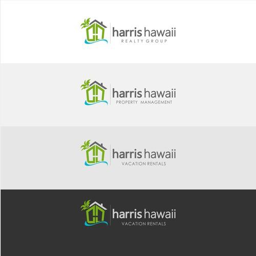 Harris Hawaii Logo