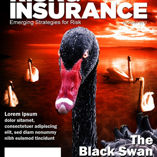 Help Risk & Insurance Magazine with a new magazine cover